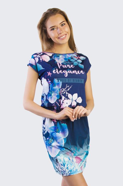 """Платье """"Голубая орхидея"""""""